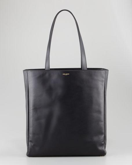 Bo Museum Shoulder Tote Bag, Black