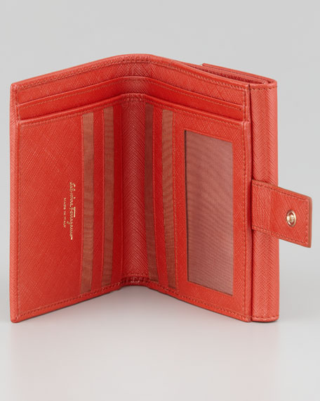 Icona French Wallet, Lava