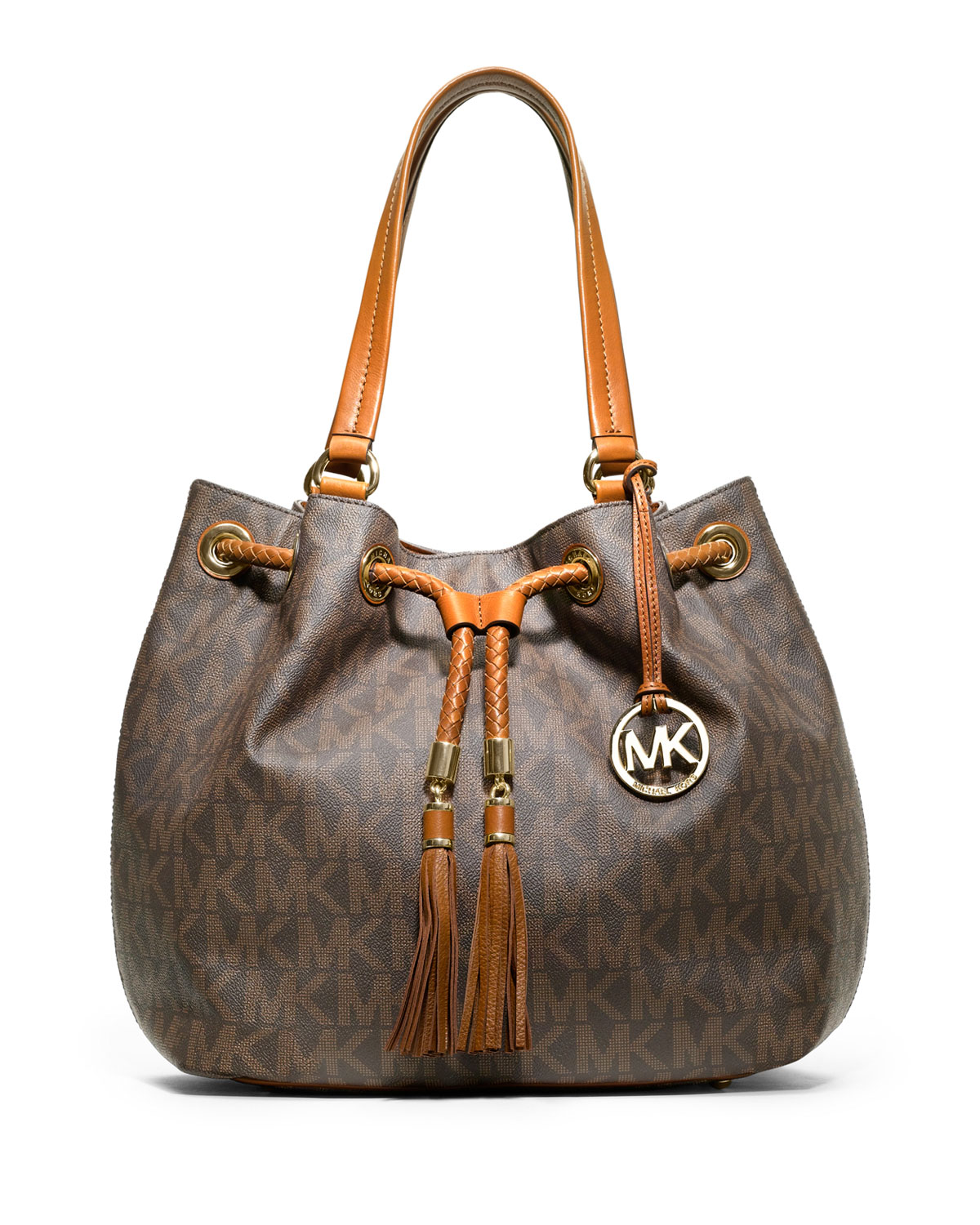 MICHAEL Michael Kors Jet Set Large Gathered Tote Bag 771d7828426b0