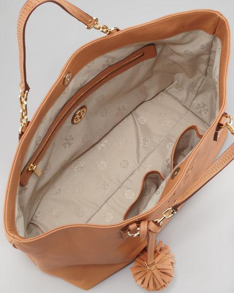 Thea Large Tote Bag, Nutmeg