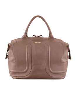 See by Chloe Kay 24 Hours Bag, Taupe