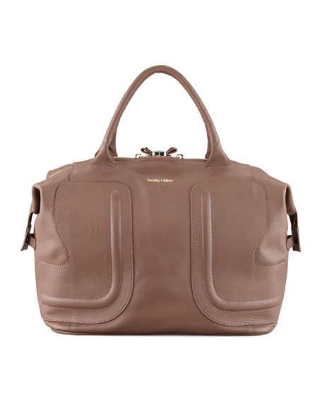 Kay 24 Hours Bag, Taupe
