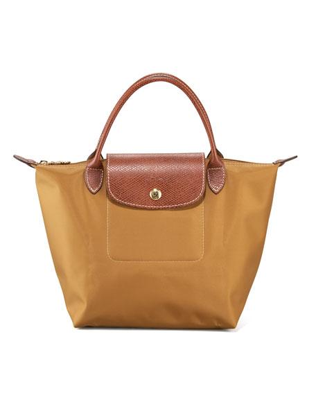 Le Pliage Handbag, Camel