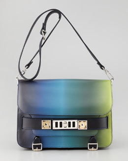 Proenza Schouler PS11 Classic Shoulder Bag, Ombre