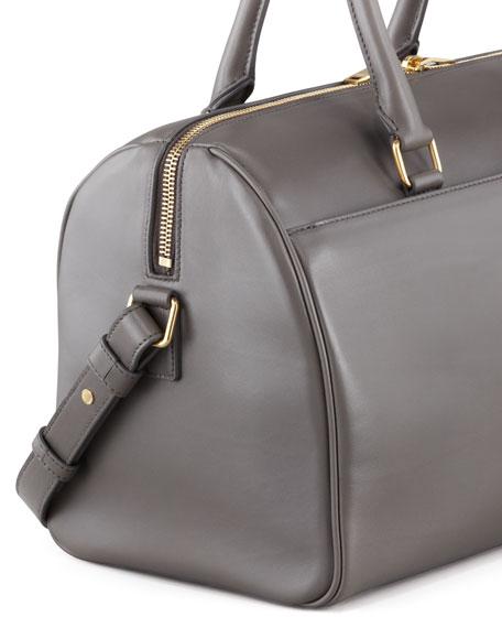 Small Duffel Saint Laurent Bag, Gray