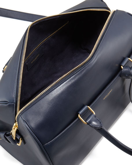 Duffel Saint Laurent Bag, Dark Blue