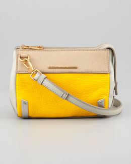 MARC by Marc Jacobs Sheltered Island Camera Bag, Yellow