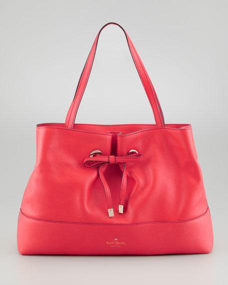 west valley maryanne tote bag, pink