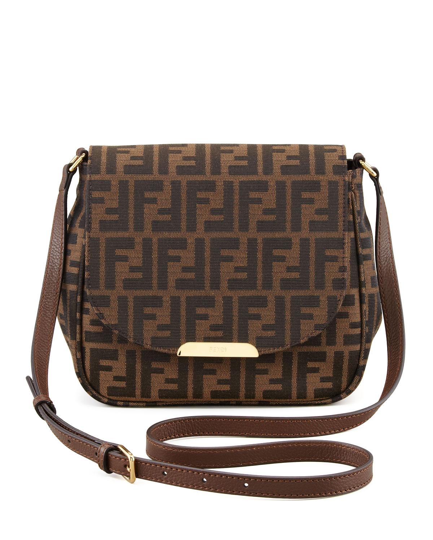Fendi Zucca Small Crossbody Bag 4901763d369be