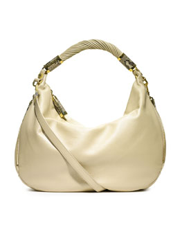 Michael Kors  Large Tonne Crescent Hobo