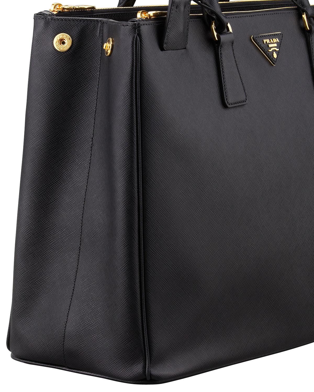 f50c1c6f1581c7 ... lux galleria double zip tote 28c2a 0bef7 where to buy prada saffiano  large executive tote bag neiman marcus de3fd 7de32 ...