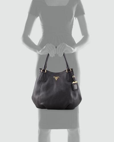 Prada Daino Medium Shoulder Bag \u2013 Shoulder Travel Bag