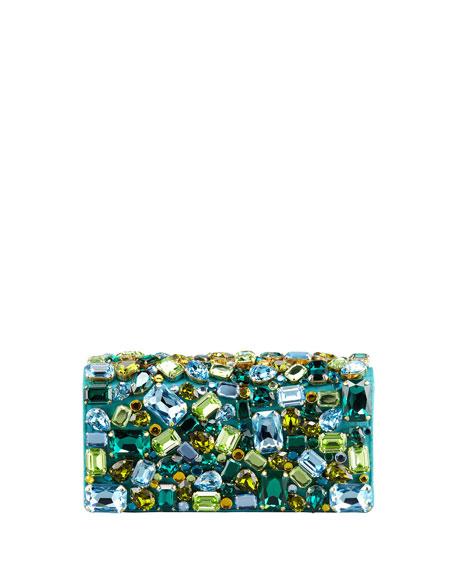 prada turquoise handbag