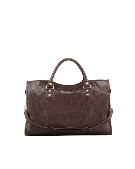 Giant 12 Golden City Bag, Brown