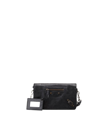 Classic Tool Kit Crossbody Bag, Black