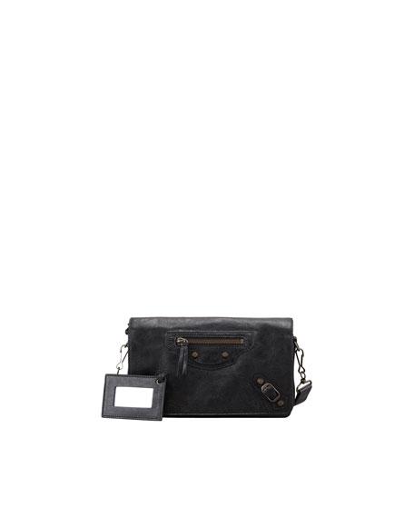 Classic Tool Kit Crossbody Bag, Black
