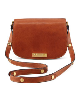 Marni Adjustable-Strap Saddle Bag