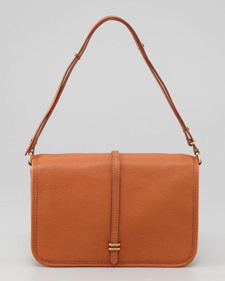 Uptown Lila Crossbody Bag, Mocha