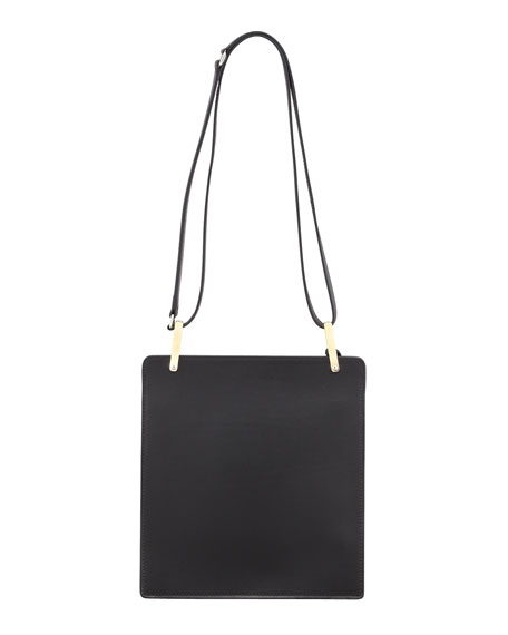 Le Dix Besace Shoulder Bag, Black