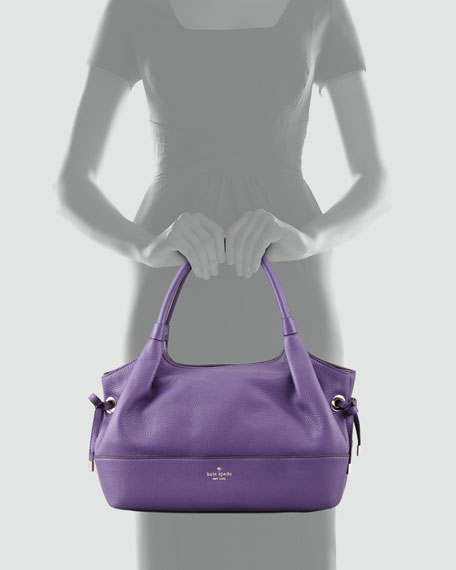 west valley stevie shoulder bag, purple