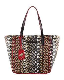 Diane von Furstenberg Ready-To-Go Printed Tote Bag
