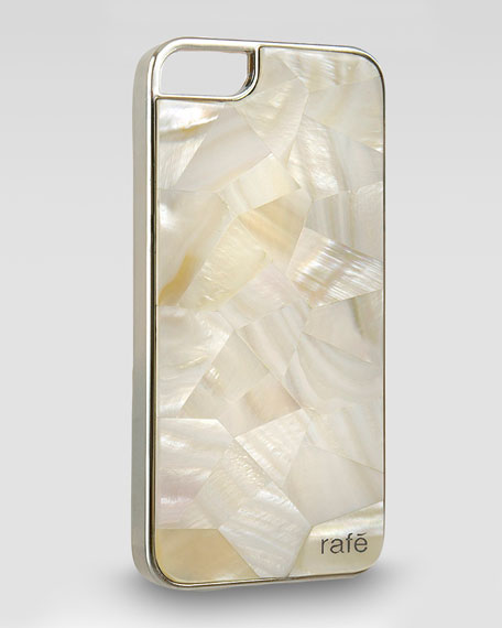 Shell iPhone 5 Case, Ivory