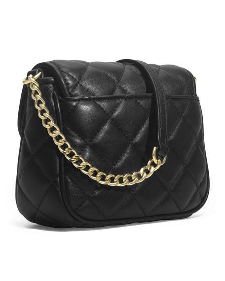 MICHAEL Michael Kors Small Fulton Quilted Crossbody : michael kors fulton quilt - Adamdwight.com