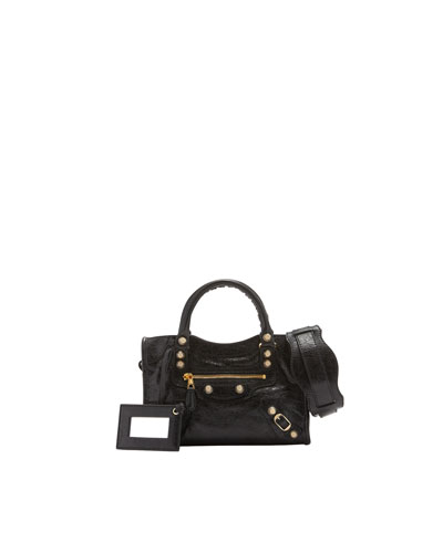 Giant 12 Golden City Mini Bag, Black