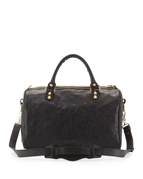 Giant 12 Golden Boston Bag, Black
