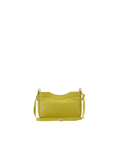 Giant 12 Golden Hip Crossbody Bag, Jaune Poussin