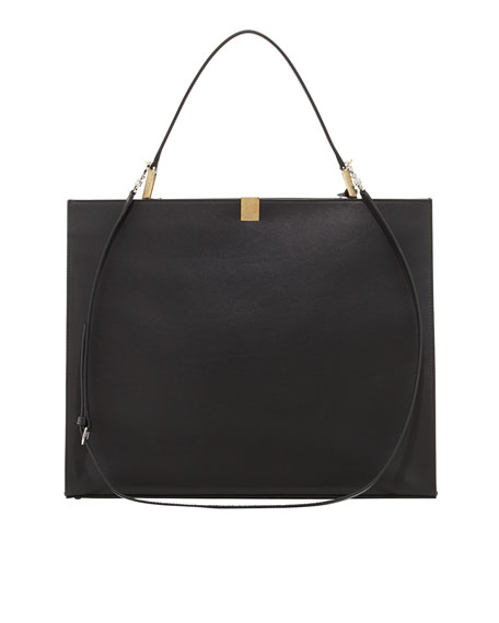 Le Dix Cabas Tote Bag, Black