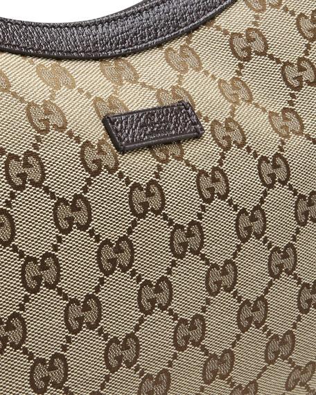 Original Messenger Bag, Beige/Dark Brown