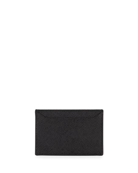 Saffiano Card Holder