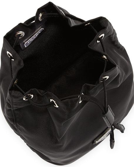 94cd2bfc43d2b2 Prada Vela Drawstring Pouch, Black (Nero) | Neiman Marcus