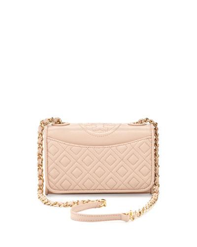 Pink Quilted Shoulder Bag 44
