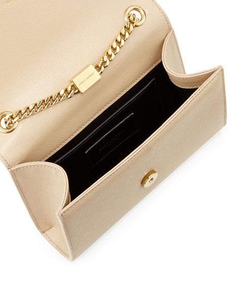 Monogram Leather Crossbody Bag