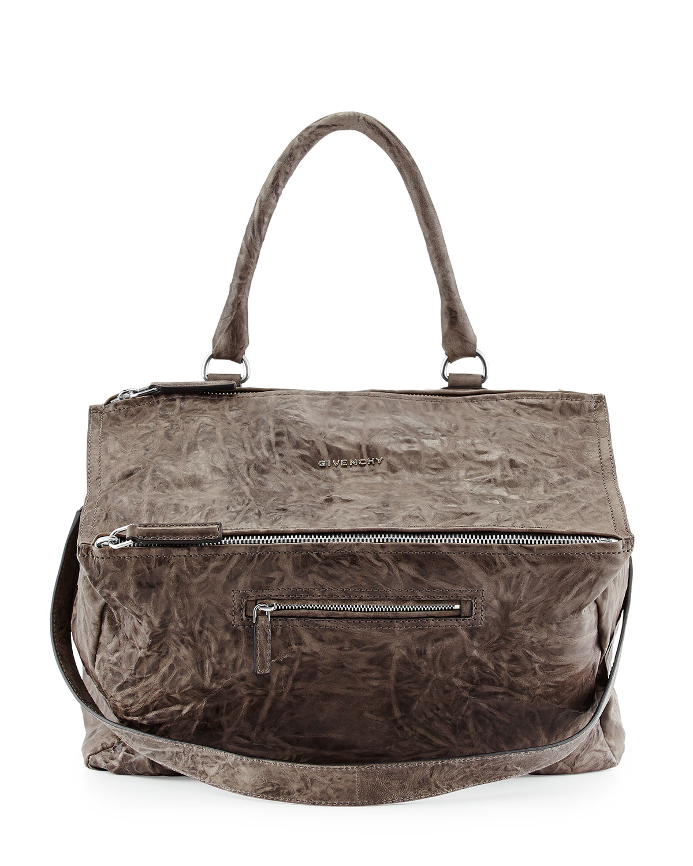 Givenchy Pandora Large Leather Satchel Bag f1c9d41c2fa59