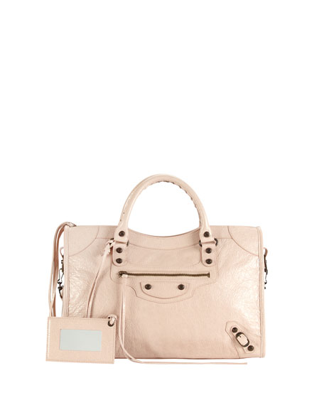 Classic City Bag, Nude
