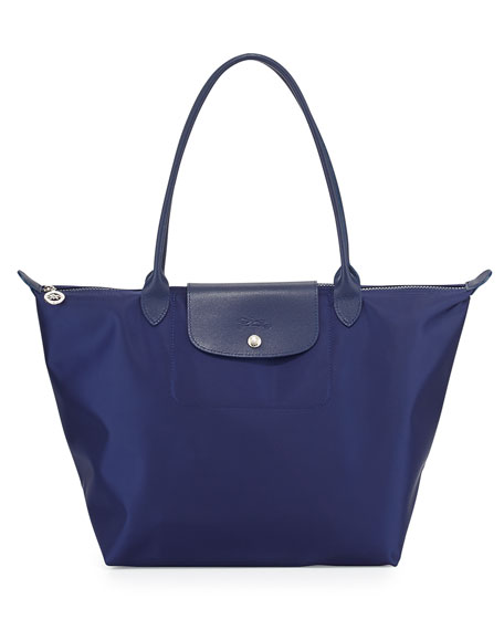 LongchampLe Pliage Neo Large Nylon Shoulder Tote Bag,