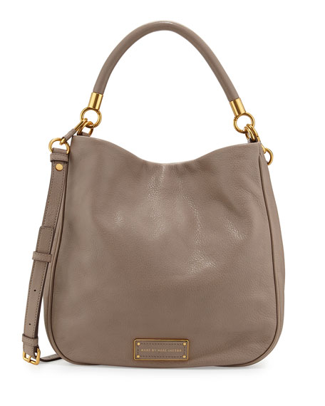 MARC by Marc Jacobs Too Hot to Handle Hobo Bag, Cement