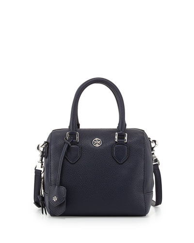 Robinson Middy Mini Satchel Bag, Tory Navy