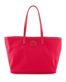9729b2b793 Tory Burch Marion Nylon Tote Bag