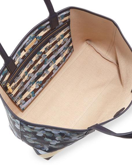 Kerrington Floral-Print Shopper Tote Bag