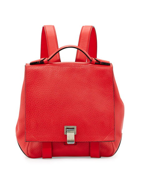 PS Courier Small Backpack, Red