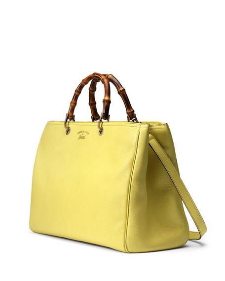 1f8d5459c2ec0 Gucci Bamboo Large Shopper Tote Bag