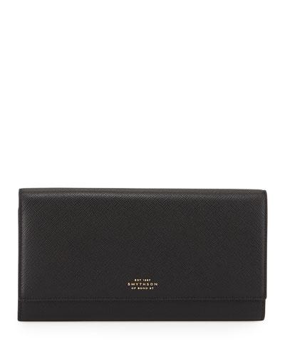 Panama Marshall Travel Wallet, Black
