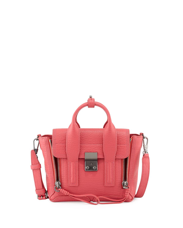 b0d25d73180 3.1 Phillip Lim Pashli Mini Satchel Bag