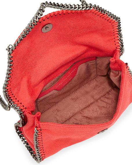 Falabella Stones Flap Shoulder Bag, Pink