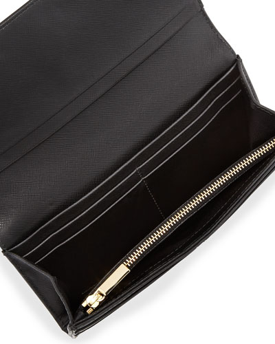 Robinson Envelope Wallet Envelope Wallet Black