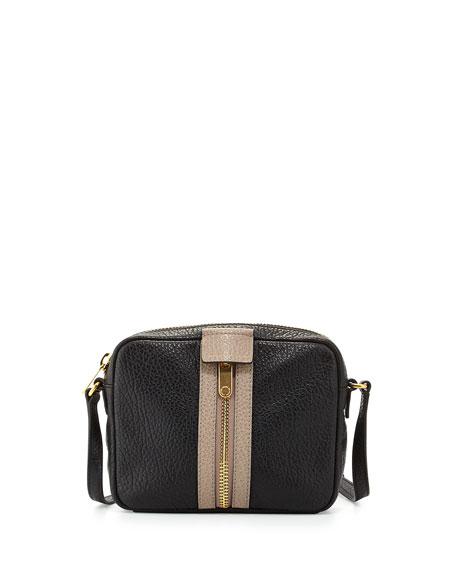 Roadster Zip Crossbody Bag, Black Multi